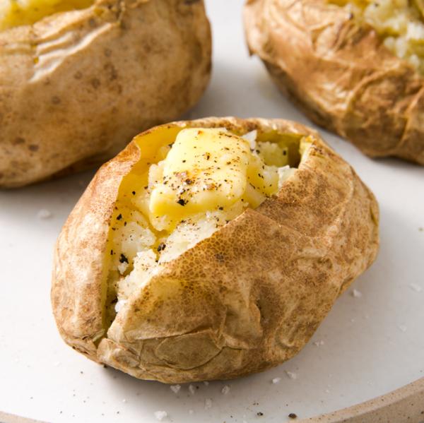 запечена картопля